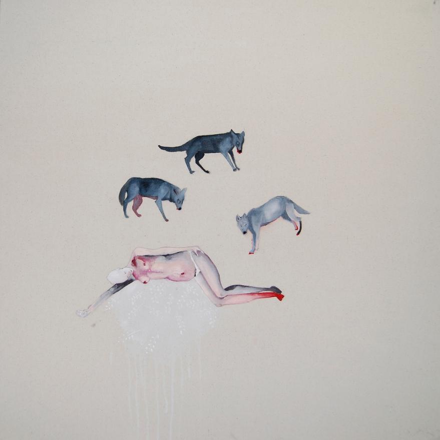 100 x 100 cm, 2007