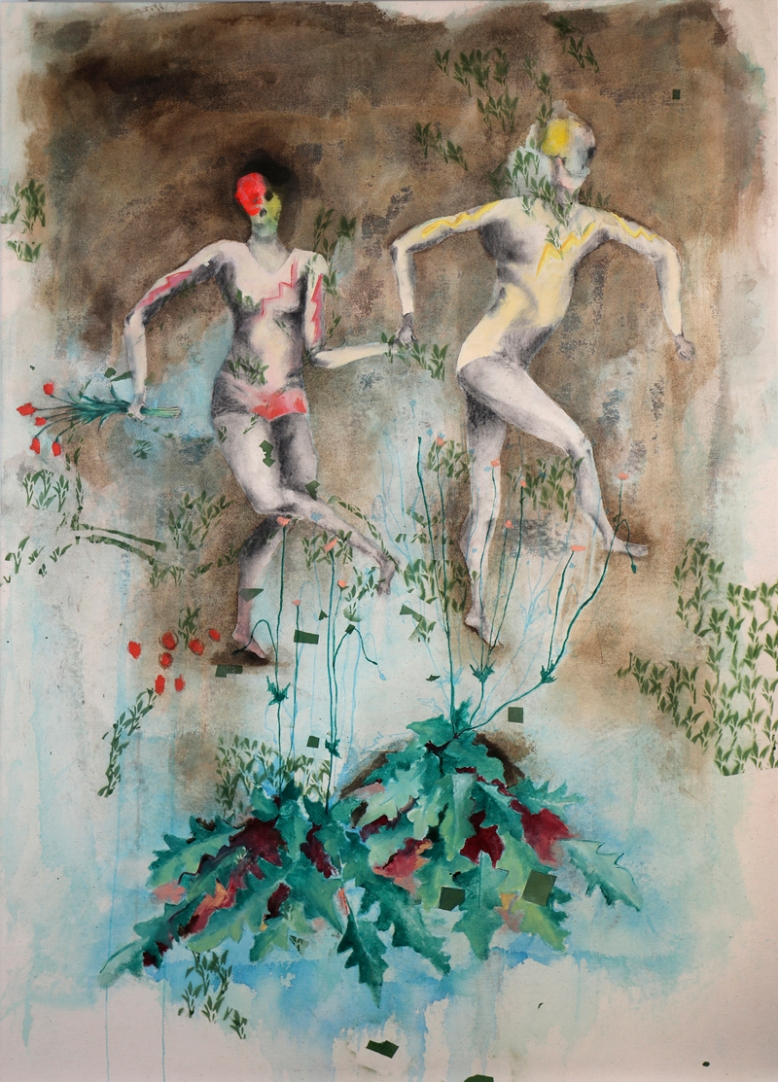 14-Danse macabre végétale